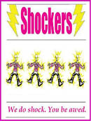 Shockers (for John P)